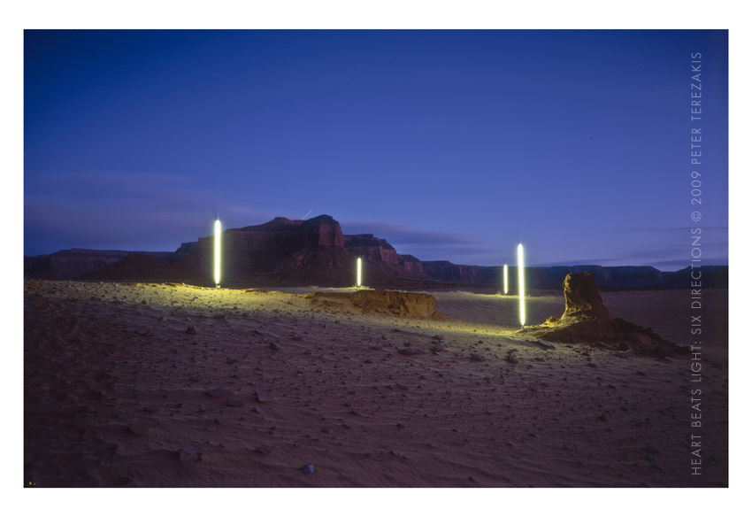 The Six Directions • Navajo Nation • 2009